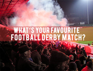 Net World Sports - favourite football derbies