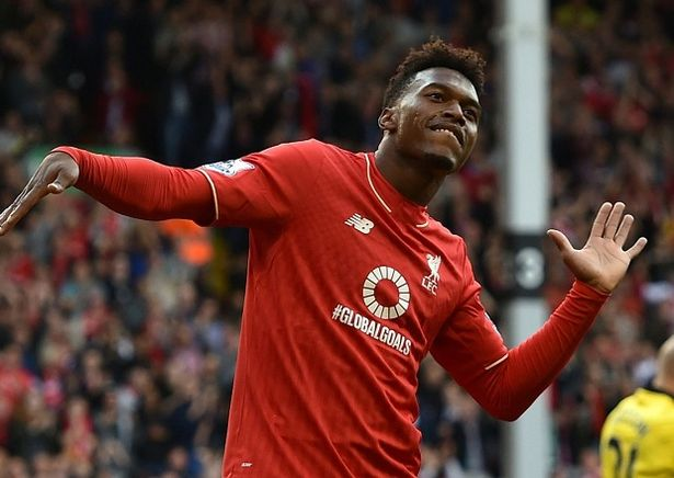 Do the Studge: The Liverpool striker wants to help his side win trophies.