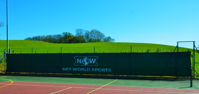 Tennis Court Windbreaks & Privacy Screens - from £59.99/£64.00