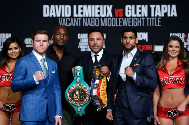 Will Amir Khan win the biggest match of his career?
