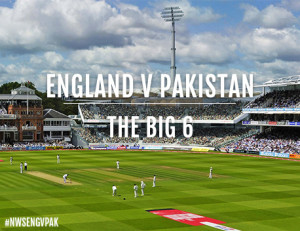 Test Cricket England 2016