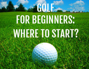 Golf Training | How To Start Your Practice Regime