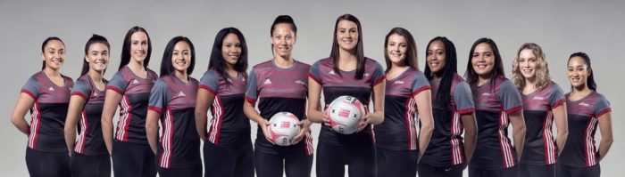 Team Northumbria Netball partners with net World Sports