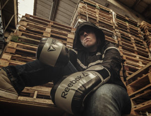 Net World Sports' Jess Ellson in training for upcoming Ultra White Collar Boxing Wrexham fundraiser for Cancer Research