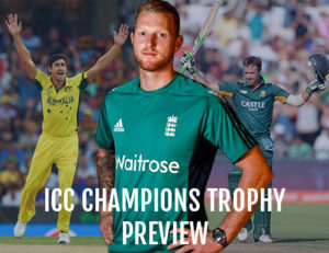 players to watch at the ICC Champions Trophy 2017 cricket tournament