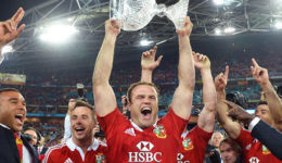 best moments from British Lions rugby tours