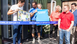 Net World Sports Wrexham New Office