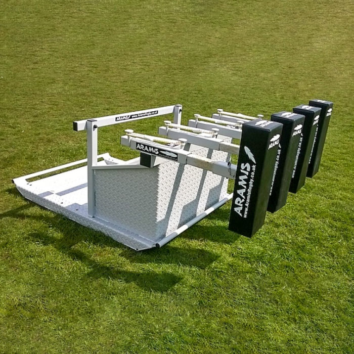 Rugby Scrum Practice Tool