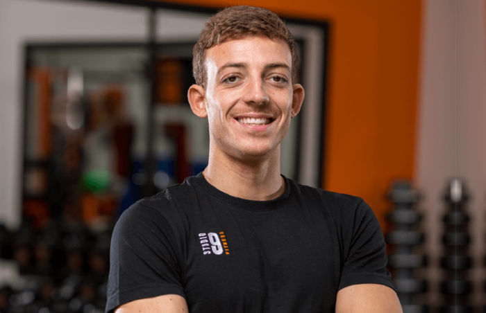 Tom Joyce, Sports Performance Coach, Built Not Born