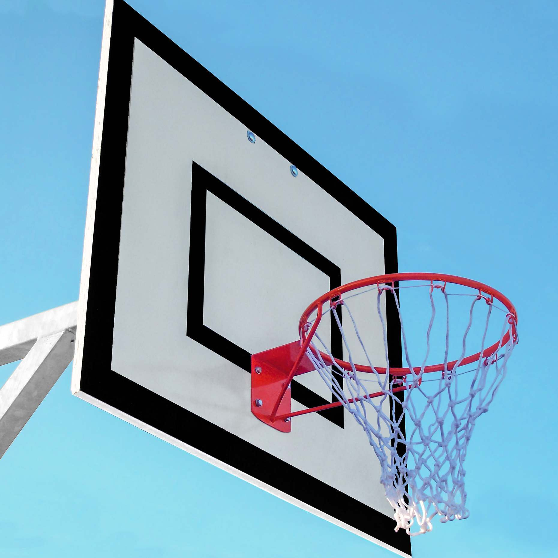 Basketball Hoop (Heavy Duty) | Basketball Hoops & Nets ...