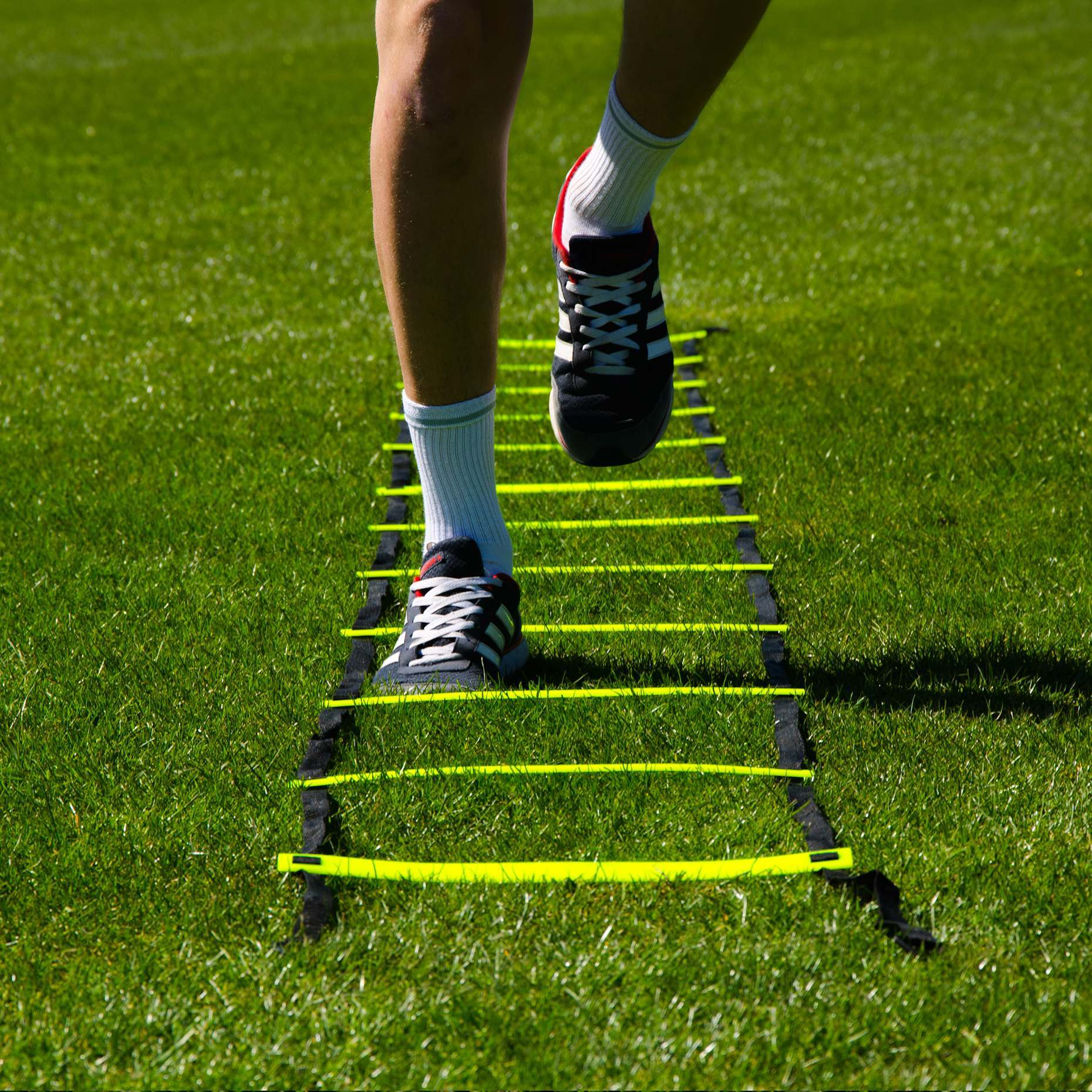 Speed Amp Agility Rugby Training Ladder Net World Sports